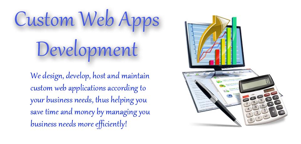 Custom Web Applications Development